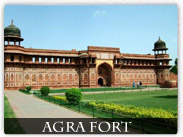 agra fort Places to visit