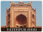 fatehpur Sikri Places to visit