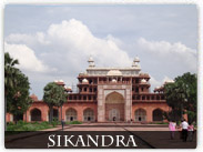 Sikandra Places to visit