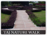 taj nature walk Places to visit